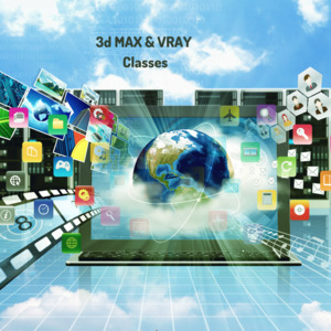 3ds Max & Vray Classes