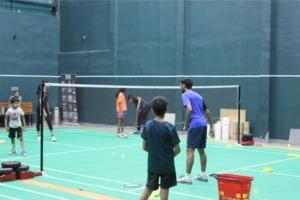 6 Months - Badminton Training For Kids