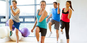 Aerobic Fitness Classes - Group