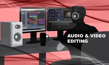 Audio & Video Editing