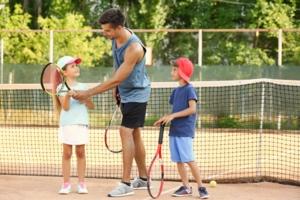 Tennis Coaching  - Advanced Classes