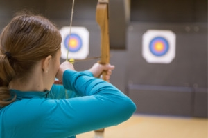 Archery Senior - For competition