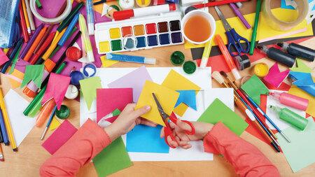 Art & Craft -3 Month Classes