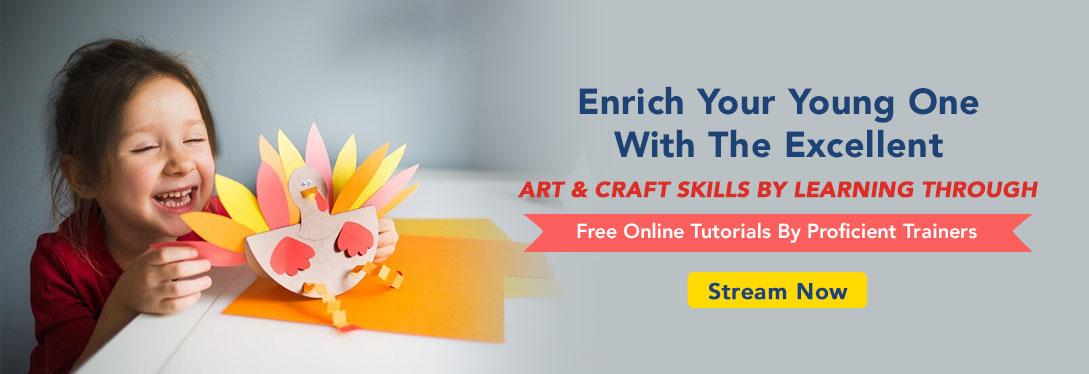 Art & Craft-Video Library