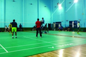 Badminton Coaching - Offline
