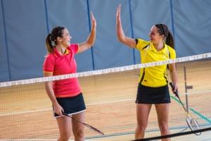 Badminton  - Offline Training