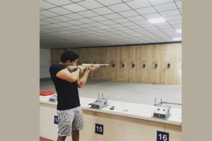 Basic Rifle Shooting Training - Single Weapon