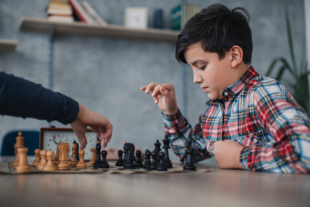 Beginner Level - Chess Classes