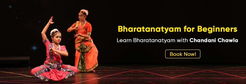 Bharatanatyam Classes - Chandani