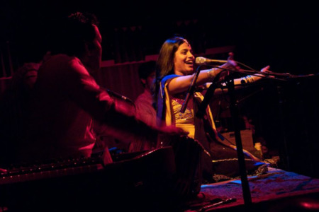 Bollywood one-on-one singing classes