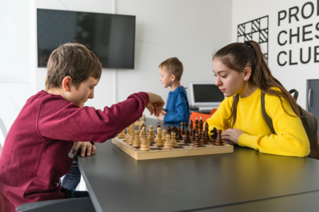 Chess Advanced Classes