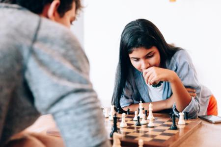 Chess  - Advanced Classes