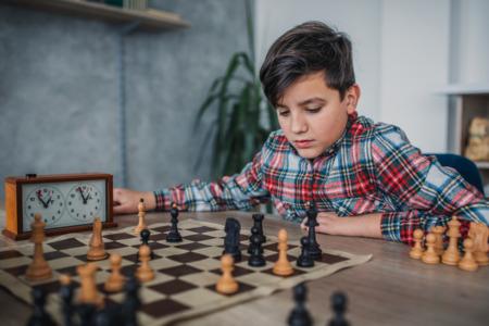 Chess Intermediate Classes