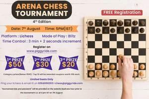 Chess Tournament - 4th Edition