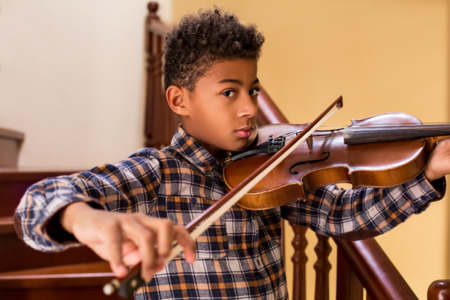 Classical Violin Classes