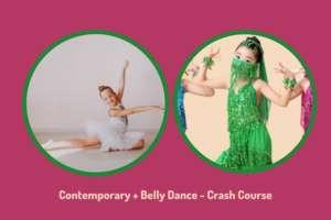 Contemporary + Belly Dance - Crash Course