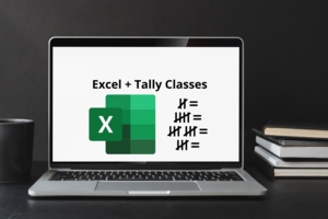Excel + Tally Classes