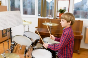 Drums Classes - 12 month