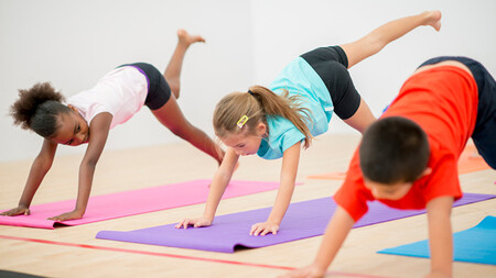 Energize - Kids yoga