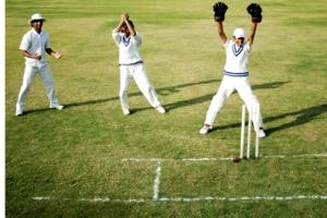 Fielding - Cricket Training