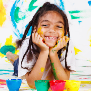 Finger painting Classes