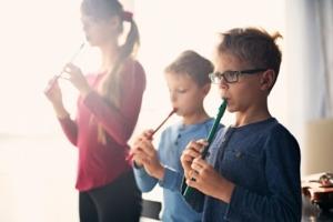 Flute Classes - 6 Months