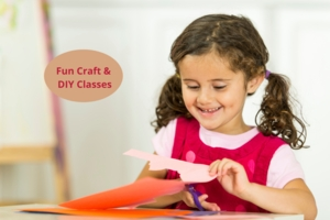Fun Craft & DIY Classes