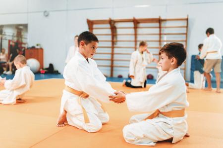 Green sash -Martial Arts Classes