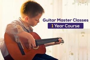 Guitar Master Classes - 1 year