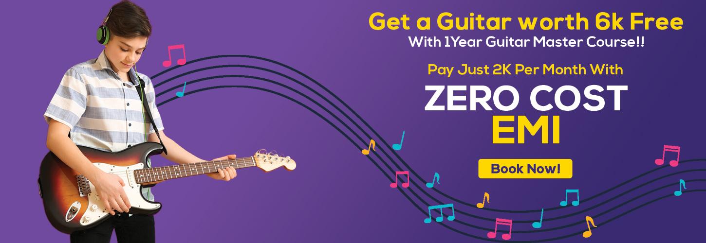 Guitar Master Course