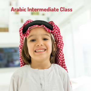 Intermediate Arabic classes