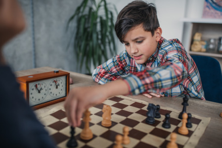 Intermediate Level  - Chess Classes