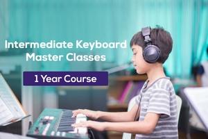 Keyboard Master Classes  - 1 Year