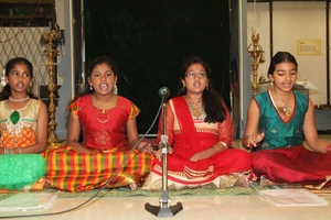 Carnatic vocal for Beginners