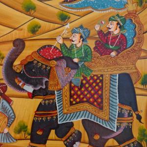 Madhubhubani Art Classes