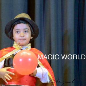 Magic Show Workshop by A Sarkar -  Let the magic begin!