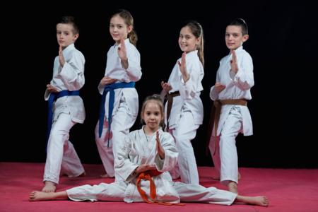Orange Sash - Martial Arts Classes