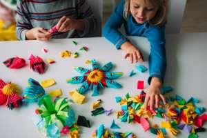Origami -Paper Art Classes