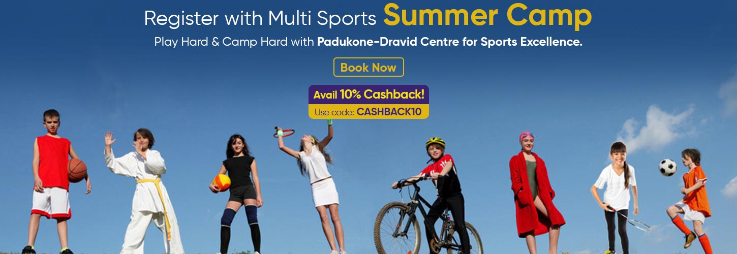 Padukone-Dravid Centre for Sports Excellence