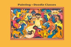 Painting + Doodle Classes