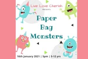 Craft Workshop - Paper Bag Monsters
