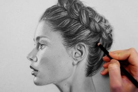 Pencil Shading - Art Classes