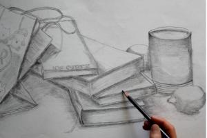 Pencil Sketching Course