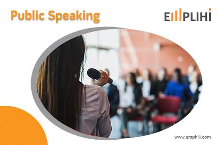 Public Speaking by EMPLIHI