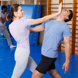 Teens Self Defense Classes