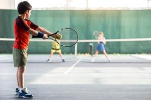 Tennis- Offline Coaching