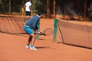 Tennis Coaching - Senior