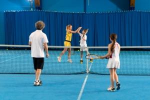 Tennis Coaching - offline