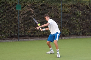 Tennis - Intermediate offline Coaching