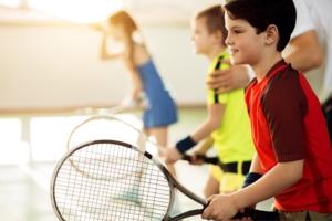 Tennis Coaching - Red Ball